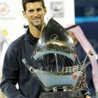 def. Roger Federer, 6-3, 6-3 ATP World Tour 500, Hard, $1,619,500 Dubai, U.A.E.