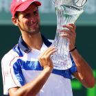 def. Rafael Nadal, 4-6, 6-3, 7-6(4) ATP World Tour Masters 1000, Hard, $3,645,000 Miami, Fla.