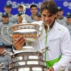 def. David Ferrer, 6-2, 6-4 ATP World Tour 500, Clay, €1,550,000  Barcelona, Spain