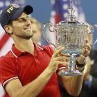 def. Rafael Nadal 6-2, 6-4, 6-7 (3), 6-1 Grand Slam, Hard (Outdoor), $10,768,000 Flushing Meadows, N.Y.