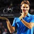 def. Jo-Wilfried Tsonga 6-1, 7-6 (3) ATP World Tour Masters 1000, Hard, €2,227,500 Paris