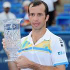 def. Gael Monfils, 6-4, 6-4 ATP World Tour 500, Hard, $1,165,500 Washington