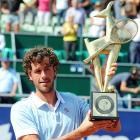 def. Albert Montanes, 6-4, 4-6, 6-1 ATP World Tour 250, Clay, €398,250 Kitzbuhel, Austria