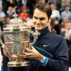 def. Kei Nishikori 6-1, 6-3 ATP World Tour 500, Indoor (Hard), €1,225,000 Basel, Switzerland