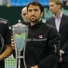 def. Viktor Troicki 6-4, 6-2 ATP World Tour 250, Hard (Indoor), $725,000 Moscow