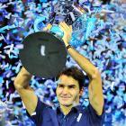 def. Jo-Wilfried Tsonga 6-3, 6-7 (6), 6-3 ATP World Tour Finals, Indoor (Hard), €2,227,500 London