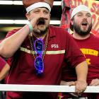 College Bowl Game Superfans