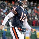 Caleb Hanie, the third-string QB, revitalized Chicago's offense with two scoring drives in the fourth quarter. If the Bears had somehow defeated the Packers in OT, it's entirely possible that Hanie (153 passing yards, 1 TD, 2 INTs) would've started Super Bowl XLV for the injured Jay Cutler.