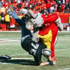 How the AFC West was won...