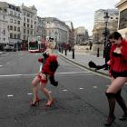 Of course, the more puritanical of mind will insist that burlesque dance is merely a gateway drug to street walking...