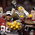 Now you know what a team gets for winning the famed Orange Bowl....