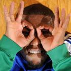We see the Celtics guard has availed himself of the team's new discount eyewear program.