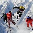 Some sporting events, such as this one in Alpe d'Huez, France, just seem to drive people over the edge.