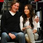 Speaking of birthday bashes, the Great One (seen here at a Lakers game at Staples Center) celebrated his 50th on Jan. 26, but we think his daughter looks even greater than her old man.