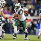 Greene, who rushed for two touchdowns in the regular season, added a back-breaking 16-yard scoring run with 1:41 left in the fourth quarter to give the Jets a 14-point cushion. Greene finished with 76 yards on 17 carries to lead all rushers.