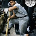 """In 1960, the White Sox became the first major sports team to put player names on the backs of uniforms. Unfortunately, they were also the first to do so incorrectly. During a road trip to New York, Kluszewski appeared with both a backwards """"Z"""" and an """"X"""" instead of """"K"""" in his name."""