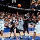 Before Doc Rivers led the Celtics to two Finals appearances and a championship, he led the Magic to a disastrous start in 2003. After beating the Knicks in their season opener, Tracy McGrady and the Magic dropped the next 19. Rivers was fired after 10 of those losses.