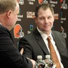 Pat Shurmur has his work cut out for him as the new head coach of the Cleveland Browns. Shurmur started his NFL coaching career as the quarterbacks coach of the Eagles and was hired as the St. Louis Rams offensive coordinator in 2009. His mentorship of quarterbacks Donovan McNabb and Sam Bradford will be an asset when he comes to coaching second-year Browns QB Colt McCoy.  Shurmur has played a role on a playoff team seven times as a coordinator and missed the postseason by one game last year with the Rams. The Browns have one playoff appearance in the last 12 seasons.