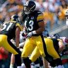 """This may not be the most creative pick as an, """"X-factor,"""" but any other would be a reach. And a lie. When Polamalu is right and healthy and on the field, the Steelers are a dominant team. Simple as that. He stuffs the run, covers the pass, is an inspirational leader and if the ball hits the dirt, or is batted into the air, somehow it always finds a way into his arms."""