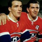 """Hockey's greatest brother duo teamed up to help the Habs win a record five consecutive Stanley Cups. Maurice, otherwise known as """"Rocket"""", was renowned for his wild-eyed intensity and prolific goal-scoring. The smaller Henri (hence his nickname """"Pocket Rocket"""") was a slick playmaker and considered the more complete player. After Rocket's retirement in 1960, Henri went on to win another six Cups, for a record total of 11."""