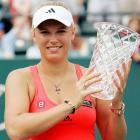 def. Elena Vesnina, 6-2, 6-3 WTA Premier, Clay, $721,000 Charleston, S.C.