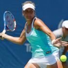 def. Marina Erakovic 4-6, 6-1, 6-0 WTA International, Hard (Indoor), $220,000 Quebec City