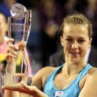 def. Jelena Jankovic 2-6, 6-2, 6-3 WTA International, Hard (Outdoor), $220,000 Monterrey, Mexico
