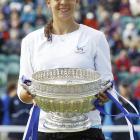 def. Petra Kvitova, 6-1, 4-6, 7-5 WTA Premier, Grass, $618,000 Eastbourne, U.K.
