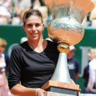 def. Patricia Mayr-Archleitner, 6-0, 7-5 WTA International, Clay, $220,000 Bad Gastein, Austria