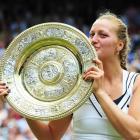 def. Maria Sharapova, 6-3, 6-4 Grand Slam, Grass, $9,781,631 London, U.K.