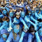 The famed Duke partisans heckled the rival North Carolina Tar Heels until they were blue in the face during a game of basketball at Cameron Indoor Stadium on Feb. 9.