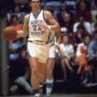 Before he became one of the best coaches in basketball, George Karl played guard for the Tar Heels. He led the team to the 1971 NIT title and a 1972 Final Four appearance and was drafted by the Knicks in the fourth round of the 1973 Draft.
