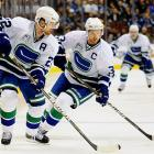 At this point in their lives, it's likely that Vancouver Canucks forwards and identical twin brothers Daniel and Henrik Sedin are accustomed to being mistaken for one another ? just not during games. On Jan. 13, 2014, Daniel was called for a holding penalty against Los Angeles Kings defenseman Drew Doughty. During the delay before the whistle, several players congregated near the corner boards, including Daniel's twin brother Henrik. Apparently the cluster of players resulted in some confusion, which led to Henrik being mistakenly directed by the officials to the penalty box to serve an infraction he didn't commit. (WATCH VIDEO) In 1999, the Sedin twins were regarded as two of the top prospects in the league and requested to play together, which led the Canucks to make a series of trades to grab them with the second and third overall picks. They both won gold with Team Sweden at the Turin Olympics in 2006.