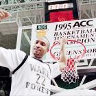 Randolph Childress isn't the most famous Wake Forest hoops alumnus, but he might have been the best, at least during the ACC tournament. In 1995, Childress scored 40 points against Duke, 30 against Virginia and 37 against UNC in the championship game, including the game-winning jumper in overtime.
