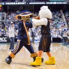 Virginia and Miami Duked it out in stirring college basketball action at the Greensboro Coliseum in fabulous Greensboro, NC.