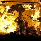 This week's hottest full-color photograph: A sizzling stab at the Guinness World Record for riding a motorcycle-sidecar combo through a 70-meter fire tunnel at Tarlton International Raceway near fabulous Krugersdorp, South Africa.