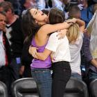 A triple OT NBA game can be downright exhausting, and the one between the Suns and Lakers on March 22 left these two sisters so weakened they could barely hold each other up and the rest of the Staples Center crowd looking like extras from  The Walking Dead .