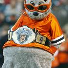 One wonders if the defending World Series champions got fat from resting on their laurels over the winter...