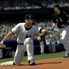 The latest build of MLB 2K has taken great strides towards closing the gap on The Show. The big addition is a refined control system. Attention to player attributes make fielding a far more realistic experience.   Instead of button mashing, your skills on the diamond will be measured by your ability to handle the toggle sticks. In addition to more control over the strength and accuracy of throws, you're also forced to deal with player shortcomings. The worse the fielder, the worse read he gets on a sharp drive to the gap. Same goes for hard-hit grounders. Team-specific broadcast presentations are a nice touch for a game that has greatly stepped up its visuals this year.  Score: 8 out of 10