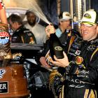 Matt Kenseth scored his first victory in 77 races, cruising to a victory at Texas Speedway. Kenseth, who hadn't won a Sprint Cup event since February 2009, became the sixth winner in seven Sprint races this season.