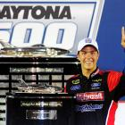 The planets aligned. Heck, the heavens stood still. And Trevor Bayne, who just turned 20, recaptured the magic of David Pearson in the Wood Brothers throwback No. 21 Ford, winning the 53rd running of the Daytona 500.