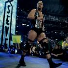 "At WrestleMania X-Seven, 67,925 fans packed the Reliant Astrodome to see ""Stone Cold"" Steve Austin defeat WWE Champion The Rock and capture the title. Also on the card, CEO Vince McMahon lost a ""street fight"" to his son, Shane, after interference from his wife, Linda."