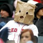 Oh, dear. Things aren't going well for the vaunted Beantown Nine this season....
