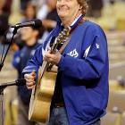With the Dodgers flat broke and busted, team officials have apparently taken to busking outside the stadium in order to raise cash to meet payroll...