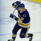 Plenty happened between Hull's 299th and 300th goals in 1991-92. A back injury forced him to miss a month of action, and in that time, the NHL Player's Association staged a short strike. But in his first game back, the future Hall of Famer scored the Blues' only goal in a 1-1 tie to reach the milestone.