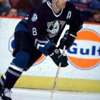 Selanne, who took over Kurri's nickname, was an instant scoring sensation, setting the NHL rookie record of 76 goals with the Winnipeg Jets in 1992-93. The new Finnish Flash tallied his 300th in a 4-1 win over San Jose on Feb. 27, 1999. He is the NHL's top active scorer with 634 career goals (as of this writing) and ranks 14th all-time. With 34 more, he'll move into the top 10.