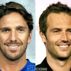"Henrik Lundqvist  - New York Rangers goalie  Michael Vartan  - actor,  ""Alias"""