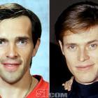 Pavel Datsyuk  - Detroit Red Wings center  Willem Dafoe  - actor,  Spiderman