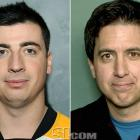 "Tomas Kaberle  - Boston Bruins defenseman  Ray Romano  - comedian/actor,  ""Everybody Loves Raymond"""