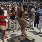 Sports Figures With Their Own Statues